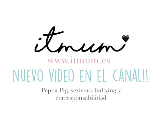 PEPPA PIG, SEXISMO, BULLYING Y CORRESPONSABILIDAD