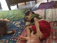 Idap Kanker, Naufal Butuh Uluran Tangan Para Dermawan untuk Berobat