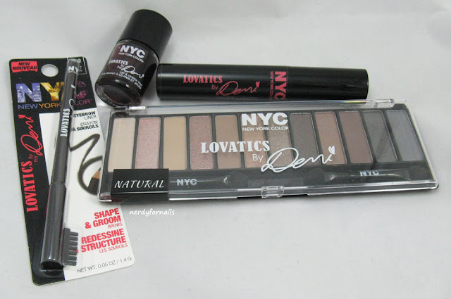 Lovatics Collection by Demi- NYC, New York Color