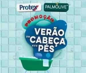 Cadastrar Promoção Palmolive Protex 2020 Verão da Cabeça aos Pés