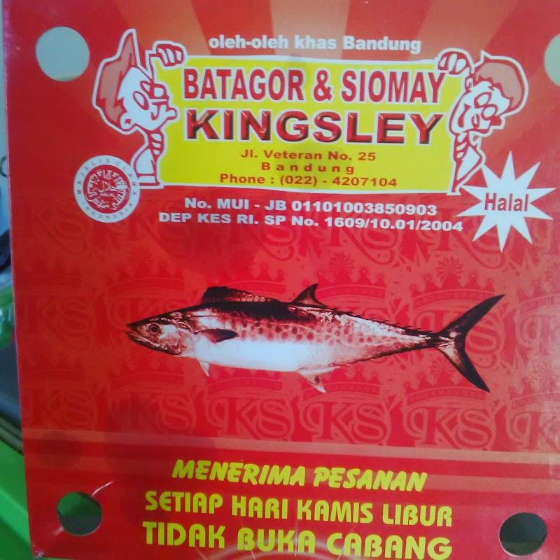 Batagor dan Siomay Kingsley, Oleh-oleh Khas Bandung Yang Nikmat