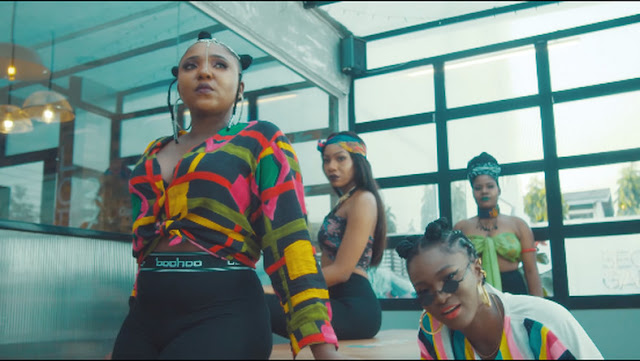 Eva Alordiah Returns To Music With New Song, 'Friend Or Foe' [Video]