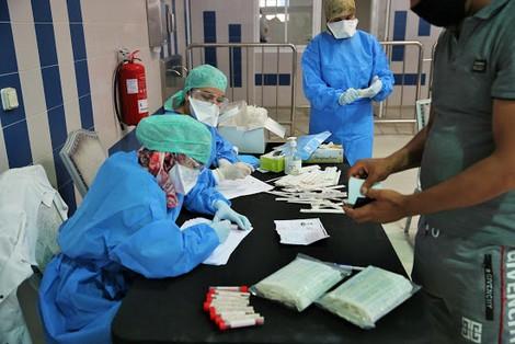 taroudant press  المغرب يسجل 243 إصابة جديدة مؤكدة بكورونا خلال 24 ساعة   تارودانت بريس