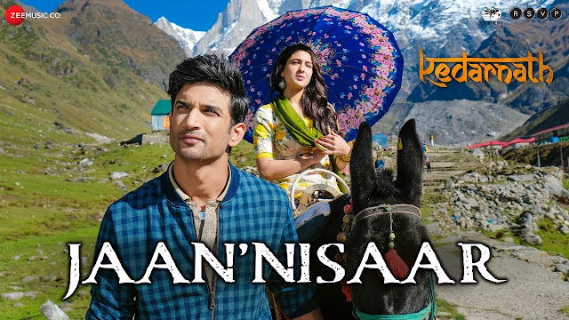 JAAN NISAAR LYRICS KEDARNATH