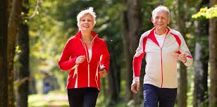 During research, the brains of such 638 people were screened who were reached at the age of retirement. People, who were physically extra motivated, there brain was comparatively to a lesser amount contracted during the last 3 years of time period. The experts say that exercise doesn't mean extremely tough physical activity, simply going for a walk many times in a week is also sufficient.