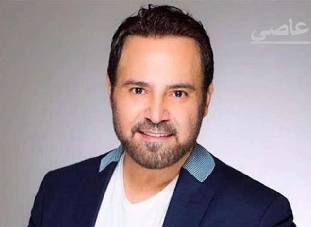 عاصي الحلاني نجا من الموت بعد سقوطه من حصانه