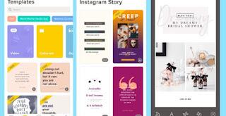 Cara Mengambil Template di Instagram
