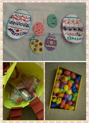 How to do the Easter Hunt?