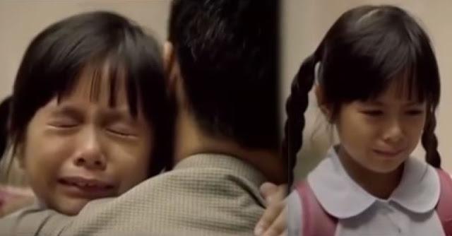 """Ia Hanya Ingin Ayahnya yang Buta Bisa Melihat, Saat Ditanya """"Alasannya"""" Jawabannya Bikin Banyak Netizen Banjir Air Mata!"""