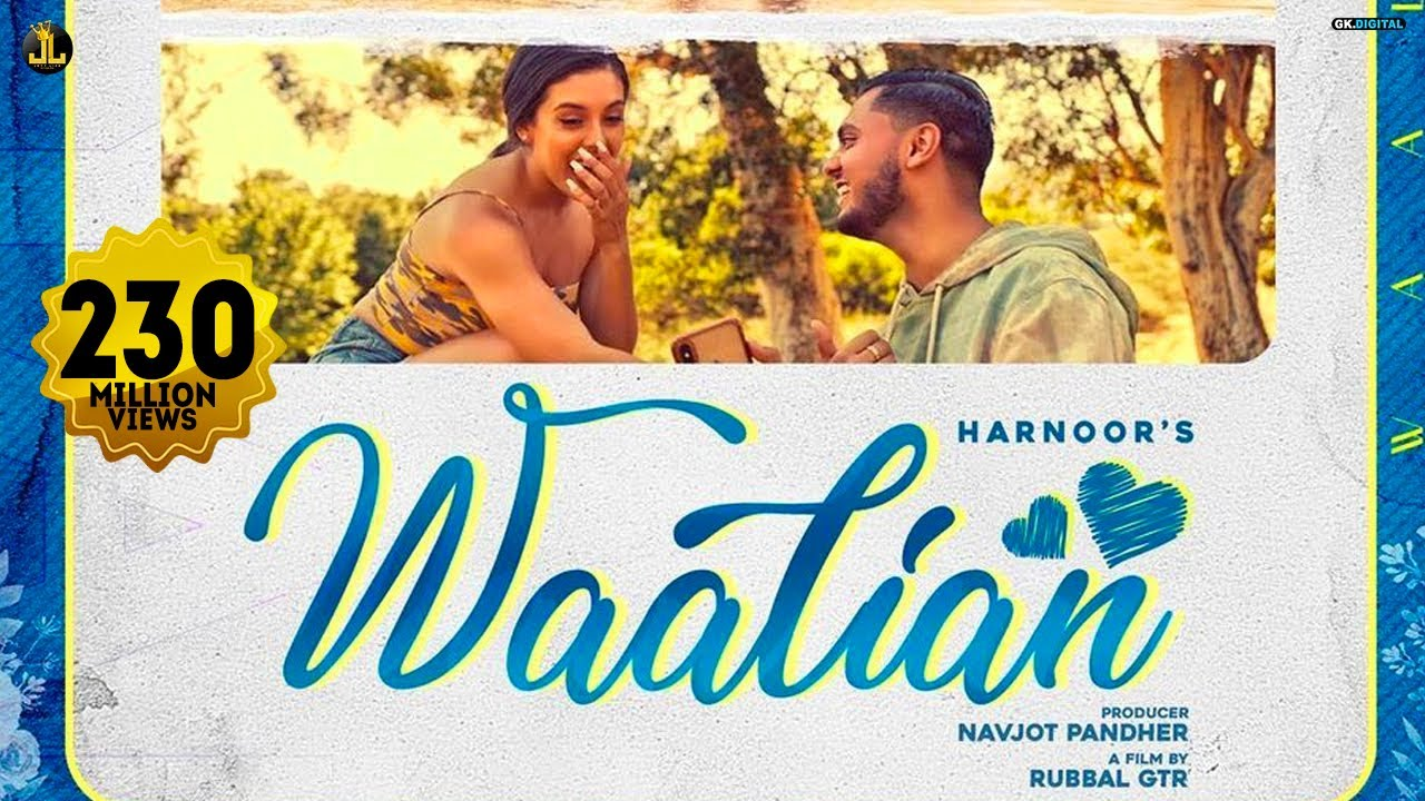 Waalian Lyrics in Hindi