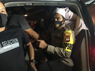 AKBP M Kadarislam Dampingi Keluarga Korban dari Rumah Sakit hingga Jenazah Dirumah Duka