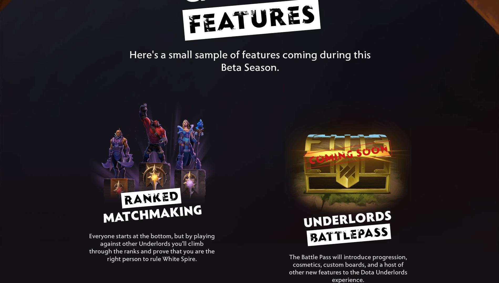 s3 - [Underlords] Hệ thống rank sắp được chỉnh sửa, sẽ reset toàn bộ rank hiện tại?