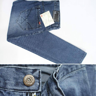 celana jeans panjang pria skinny Quick Silver