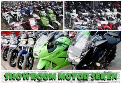 kredit motor bekas Surabaya 2019
