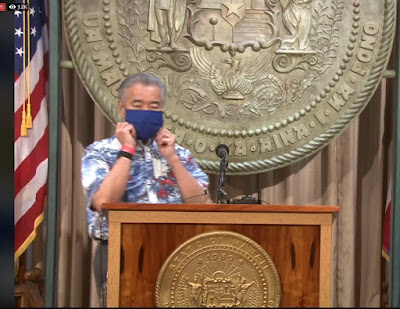 Governor not lifting mask mandate yet, state Legislature adjourns with federal funds propping up budget, Hawaii first state to declare climate emergency, Zuckerberg buys more of Kauai, more news from all the Hawaiian Islands