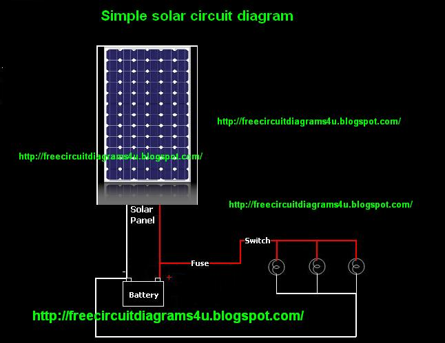 how to connect three solar panels together