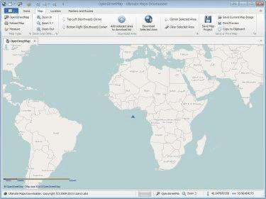 تحميل برنامج Ultimate Maps Downloader 4.8.1 نسخة كاملة