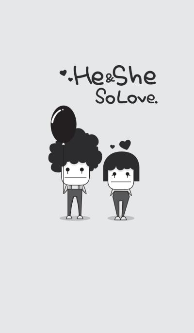 he&she love