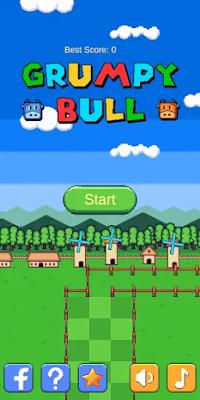 Screenshot Grumpy bull