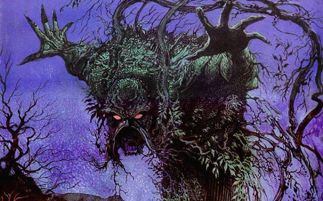 Asal-Usul Swamp Thing (DC Comics)