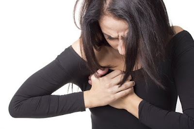 More about the right chest pain