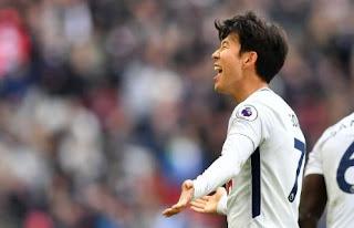 Tottenham Hotspur Menang 1-0 atas Crystal Palace