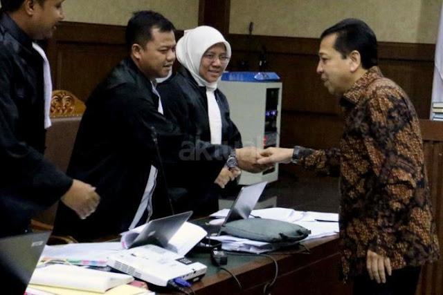 Wabendum Golkar: BAP Miryam Dicabut Tak Jamin Novanto Lolos Kasus e-KTP