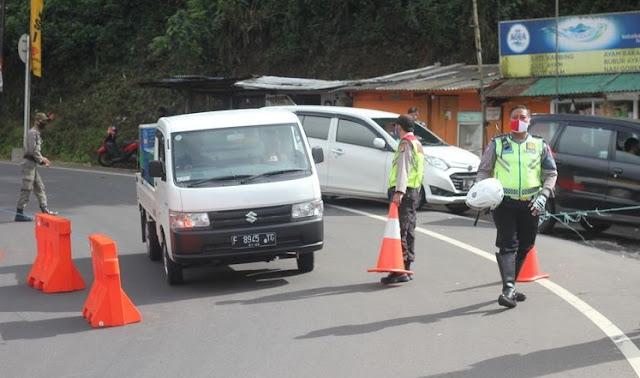 Pemkab Cianjur Perketat Perbatasan di Kawasan Puncak, Haurwangi dan Gekbrong