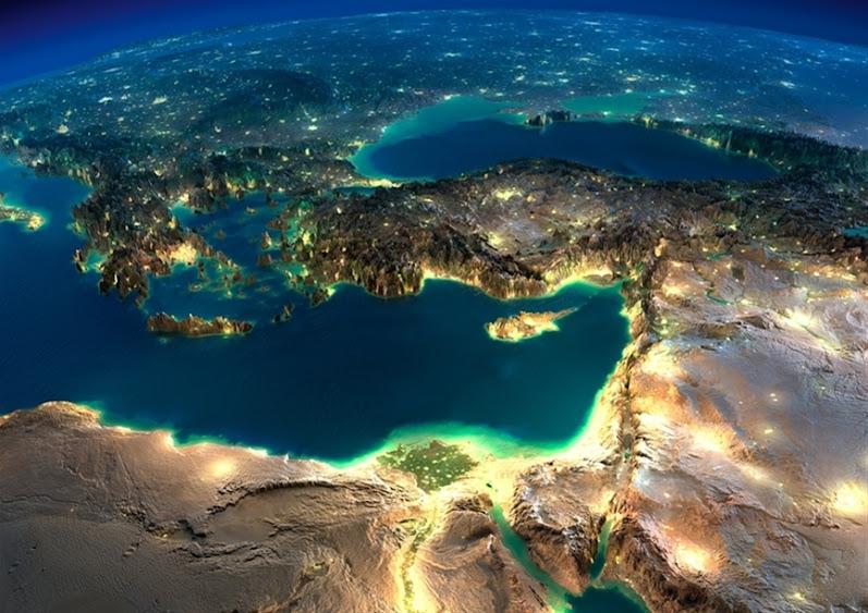 Ανατολική Μεσόγειος και Τουρκική χειραγώγηση