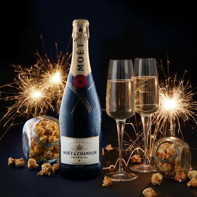 News Cafe Celebrates World Champagne Day with Moët & Chandon @NewsCafeVibez @moetchandon