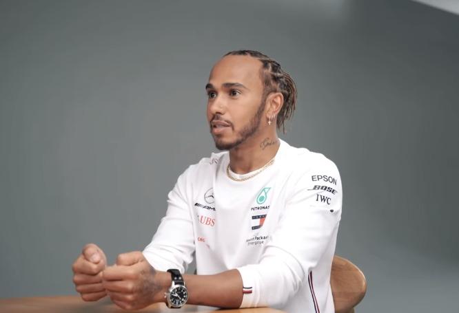 Λιούις Χάμιλτον: Το περίεργο παλικάρι της Formula 1