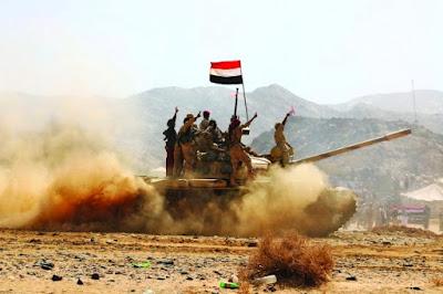 المليشيات الحوثية في انفاسها الاخيره في معقلها الرئيسي  بصعده بعد الخسائر التي تلقتها في العتاد والمقاتلين .