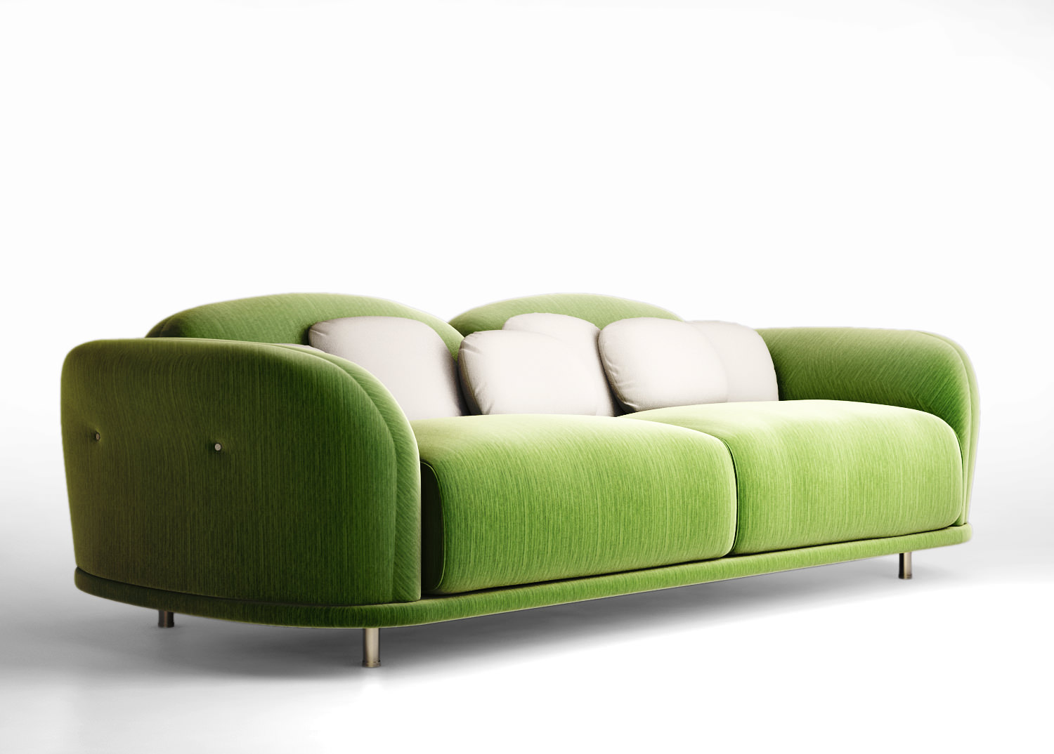 Sofa Palette Darya Girina Interior Design Green Color In Color Palette Of