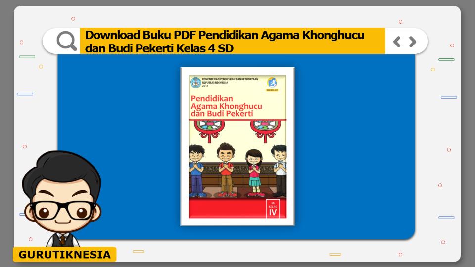 download buku pdf pendidikan agama khonghucu dan budi pekerti kelas 4 sd
