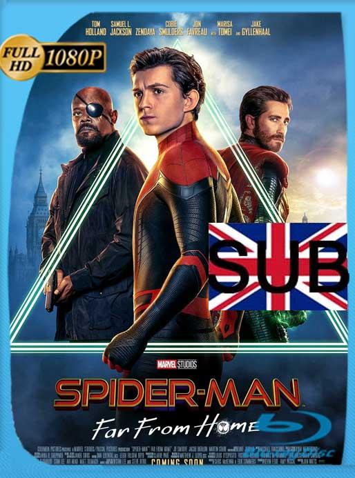 Spider-Man Lejos De Casa (2019) HD [1080p] Subtitulado [GoogleDrive] SilvestreHD