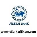 Federal Bank Clerk, PO Result 2018