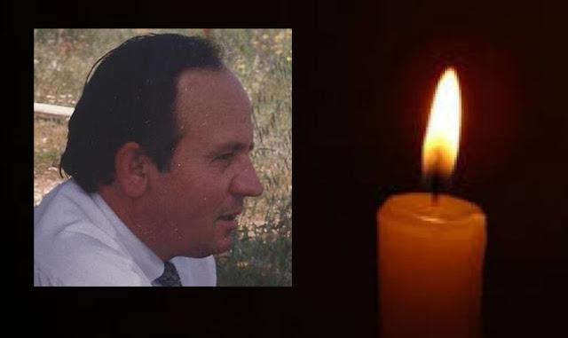 Θλίψη στην Ερμιονίδα: Στην γειτονιά των αγγέλων ο Τάσσος Ελένης