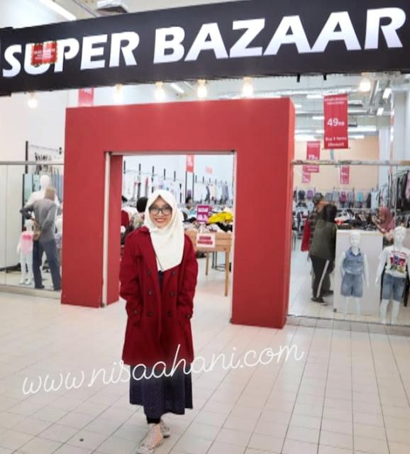 Coat murah di Factory Outlet Jakarta