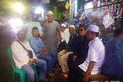 Lurah Pekojan Lakukan Takjiah Ke Rumah Almarhum Ustadz Abdul Fatah