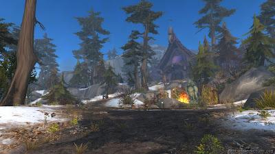 World of Warcraft: Legion, приют стрелка (оплот охотников)