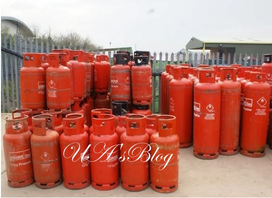 Stop Sale Of Cooking Gas In Petrol Stations
