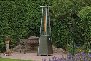 Nisbets outdoor heaters