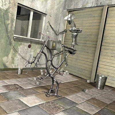 Imagenes con blender programa de animación 3D