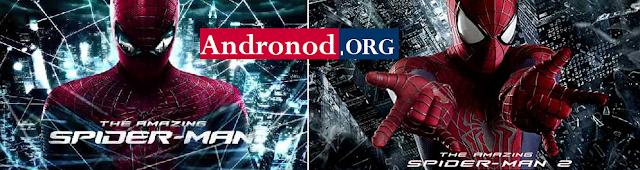 Tha Amazing Spiderman 1 & 2 Apk Data Offline Terbaru For Android