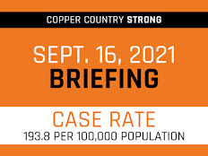 Copper Country Strong: Sept. 16 Briefing