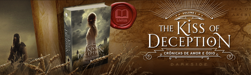 Resenha: The Kiss of Deception {Mary E. Pearson}