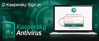 Kaspersky Sign In