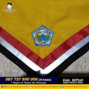 WA : 0877-5799-0006 Jual Scarf Pramuka Bandung, Bogor, Depok, Bekasi