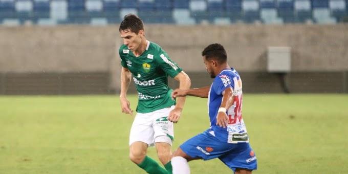 Paysandu vence Cuiabá fora de casa e sai em vantagem na decisão da Copa Verde