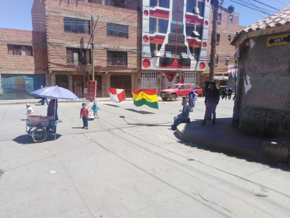 Cabildo potosino se desarrollará en la avenida Tinku de la Villa Imperial / EL POTOSÍ